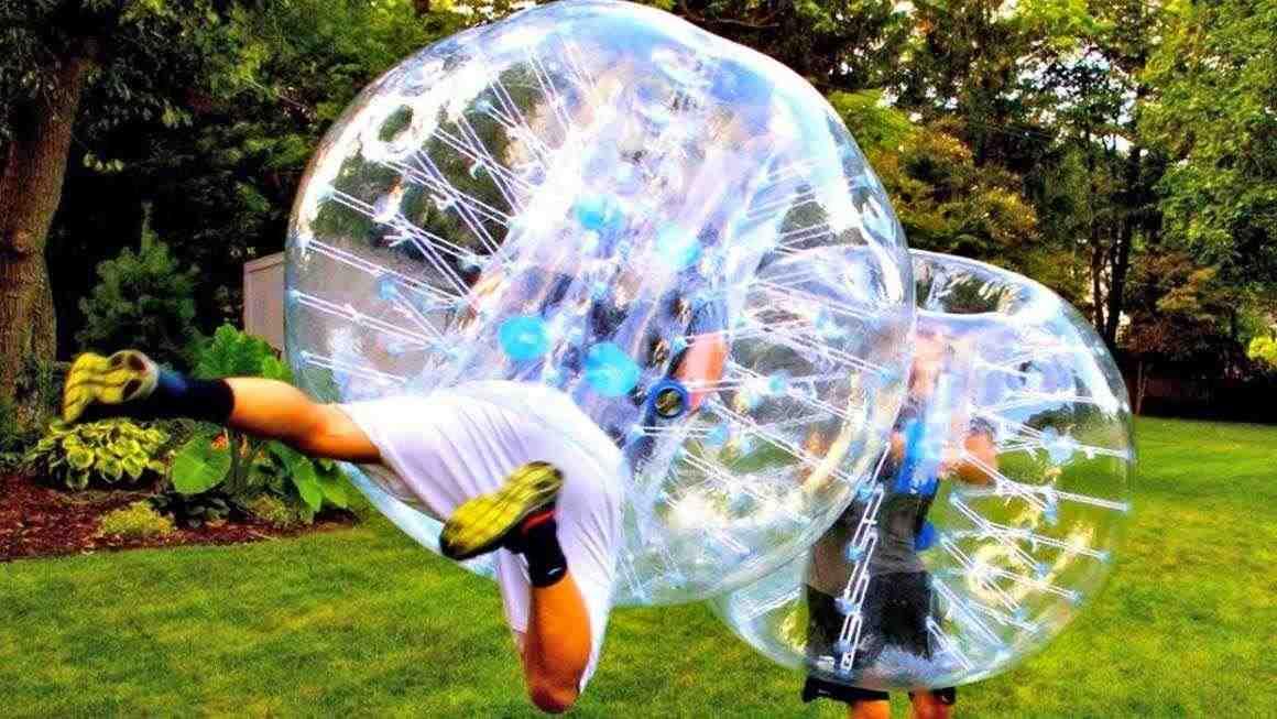 bubble-fytbal