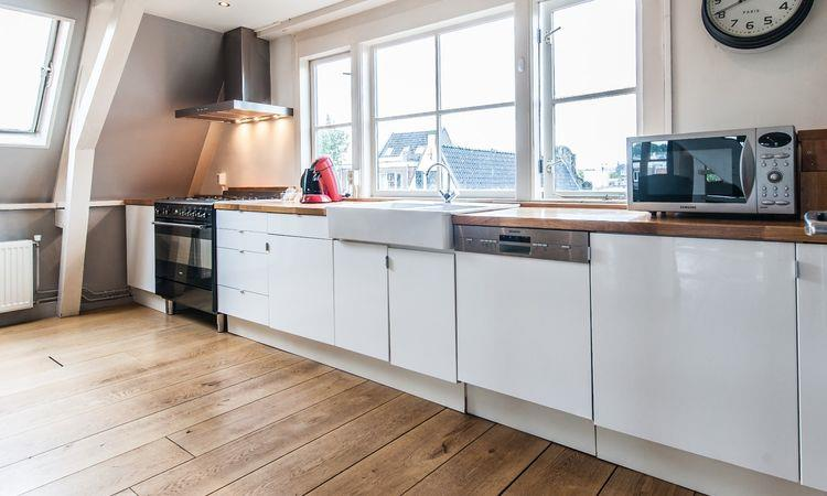 Prinsengracht Canal Apartment