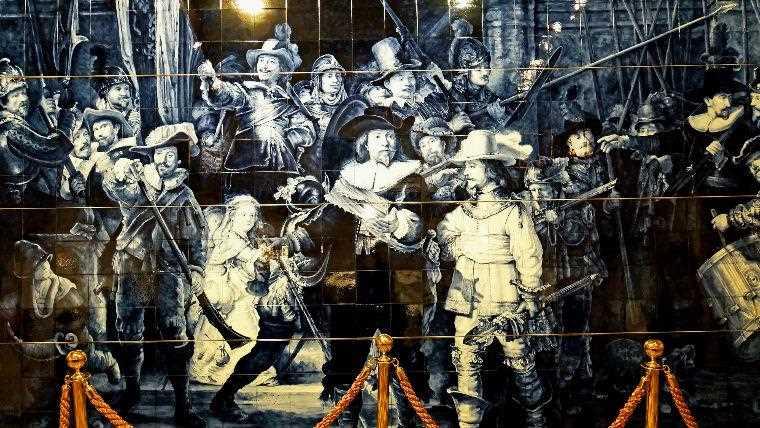 Амстердам-город Рембрандта экскурсия