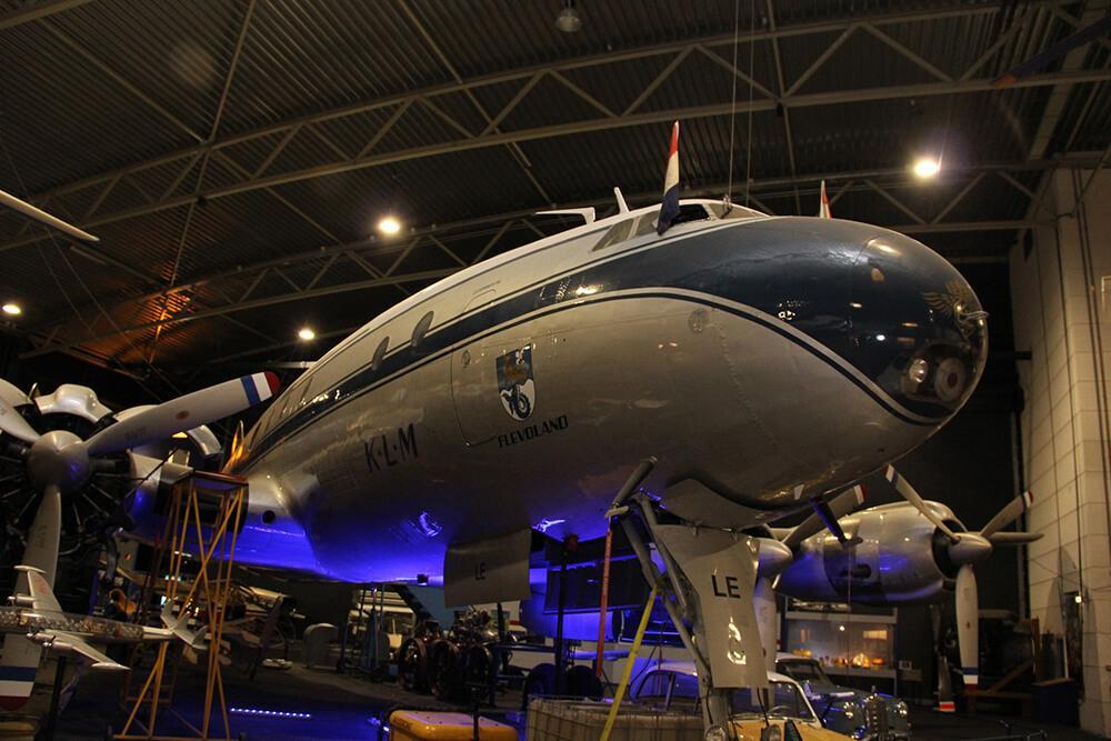 Парк-музей авиации - Авиодром