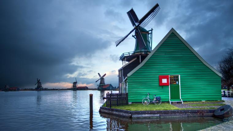 экскурсия в Волендам из Амстердама