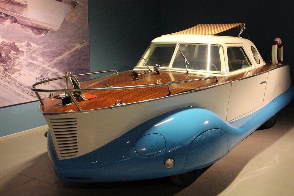 Louwman Museum Гаага