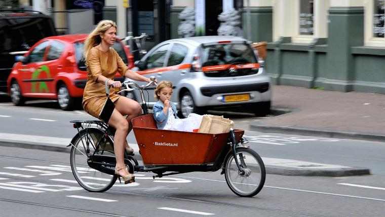 русский гид в Амстердаме