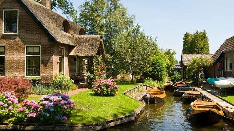 экскурсия в Гитхорн из Амстердама