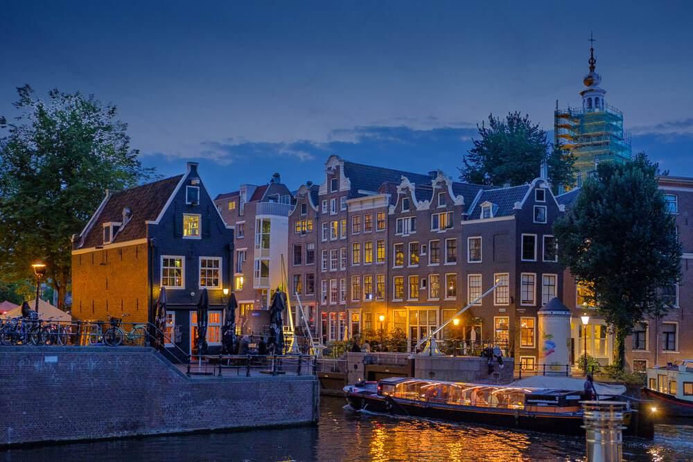 Архитектурный тур Нидерланды