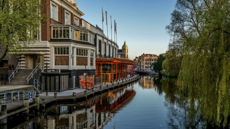Обзорная экскурсия по Амстердаму на частном кораблике