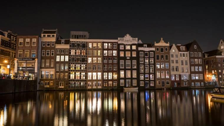 аренда кораблика Амстердам