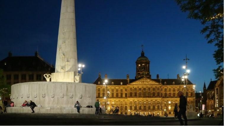 Детективный квест в Амстердаме
