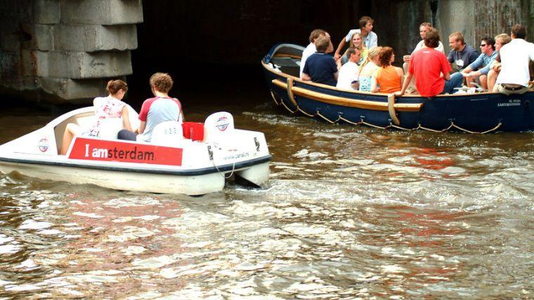 Квест по каналам Амстердама-5