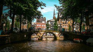 Велоквест по Амстердаму