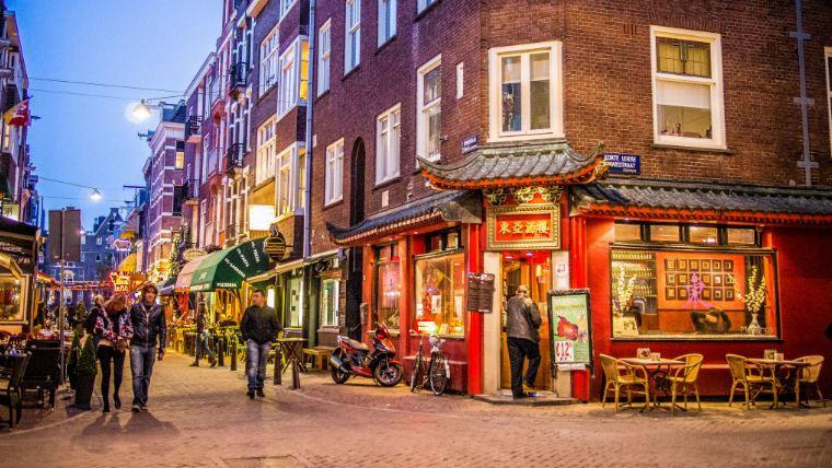 корпоративный отдых Амстердам квест по Амстердаму