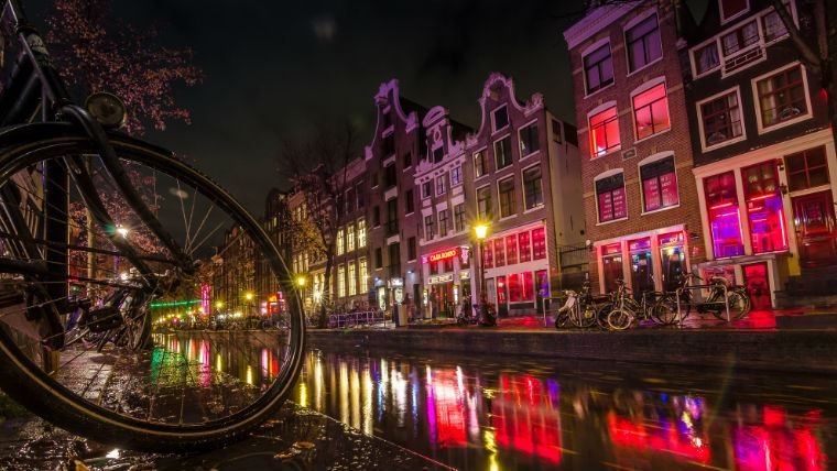квест по Амстердаму убийство