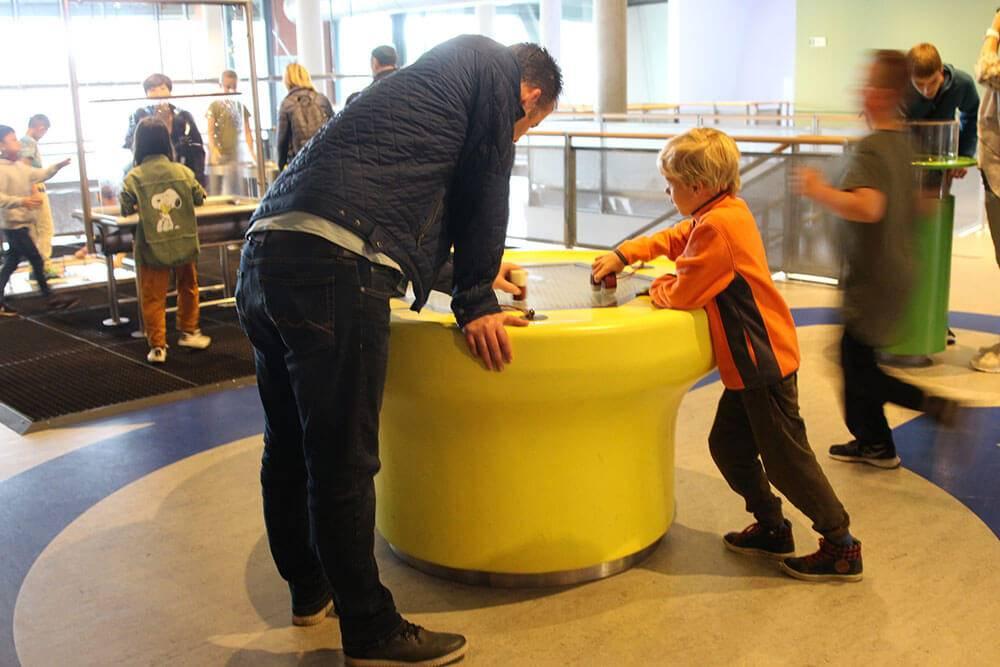 музей Немо Амстердам с детьми