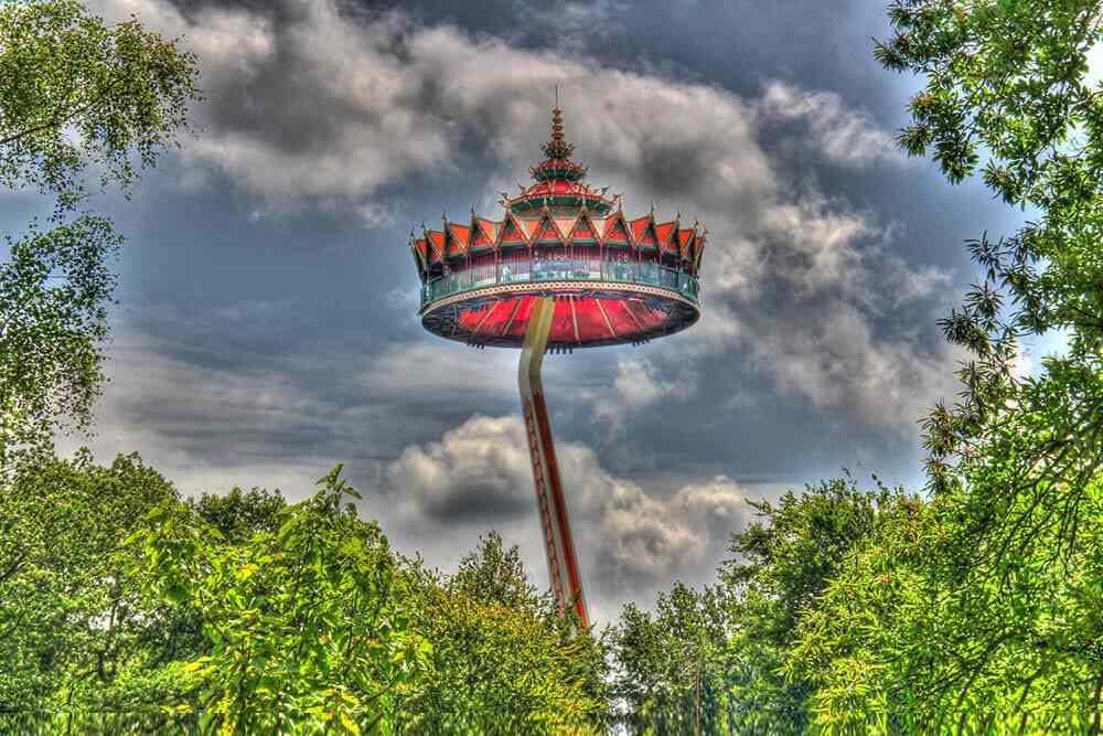 парк Эфтелинг Нидерланды экскурсия