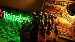 Пивоварня Heineken