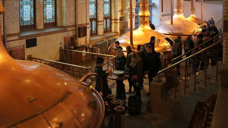 """Тур на тук-туках по Амстердаму с посещением пивоварни """"Хайнекен"""" или сыроварни"""