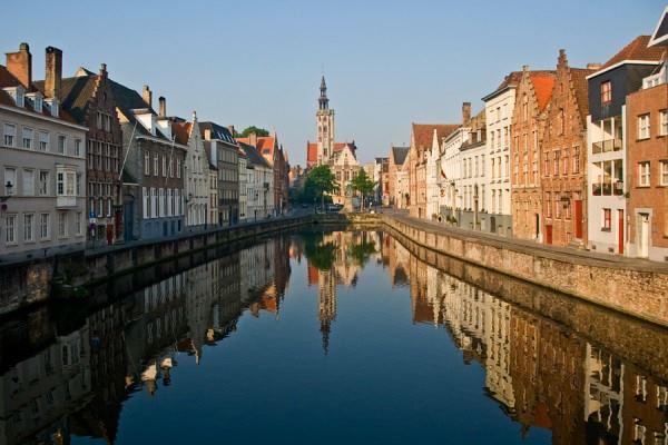 Топ-5 достопримечательностей Бельгии