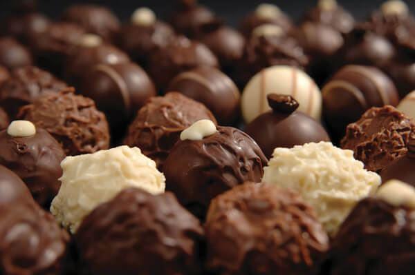 Бельгия — страна шоколада