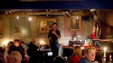 5 самых необычных кафе Амстердама