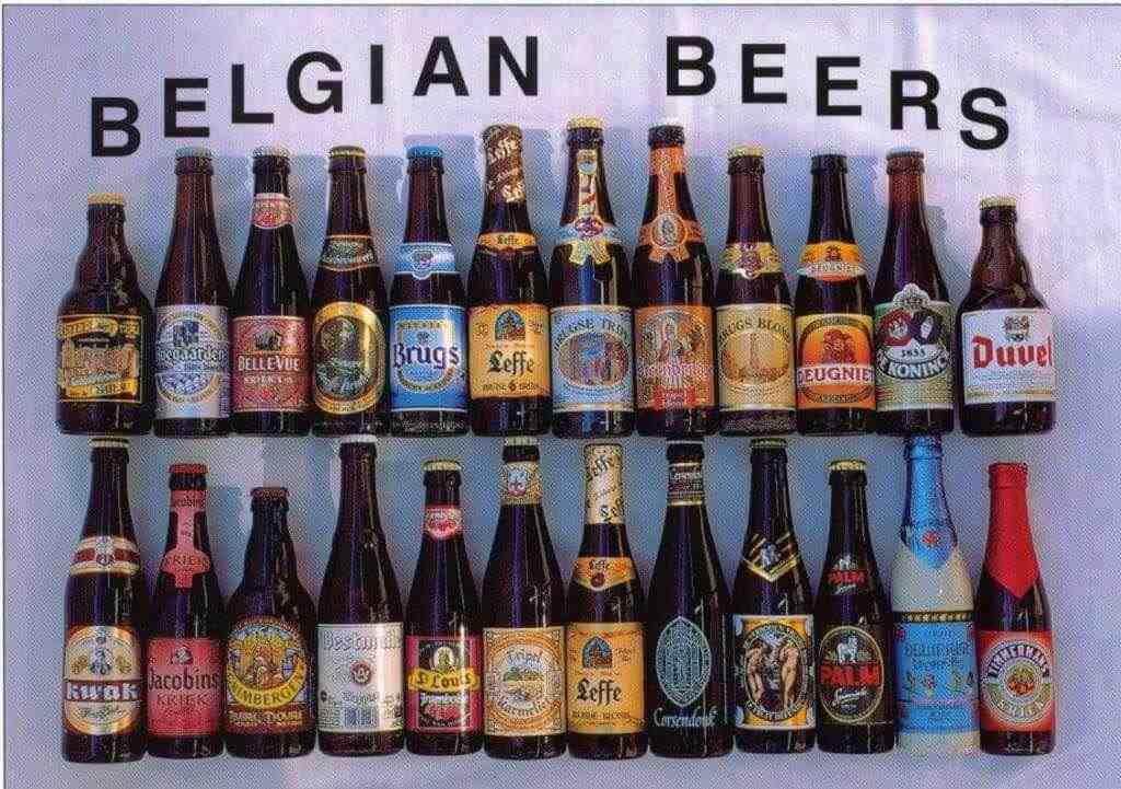 Лучшие сорта бельгийского пива