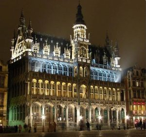 Музеи Брюсселя 1