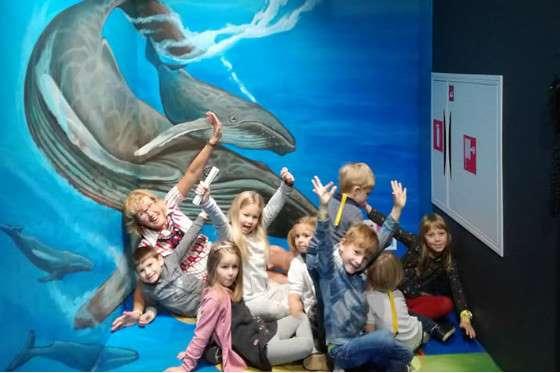 детские экскурсии Нидерланды Амстердам с детьми