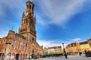 Достопримечательности Брюгге во всем великолепии 2