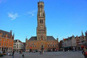 Достопримечательности Брюгге во всем великолепии 4