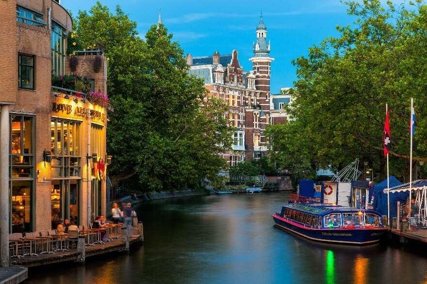 Амстердам: город, в котором есть всё