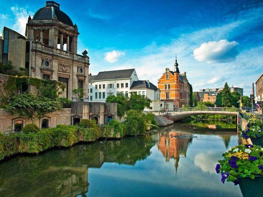 Экскурсии по Бельгии