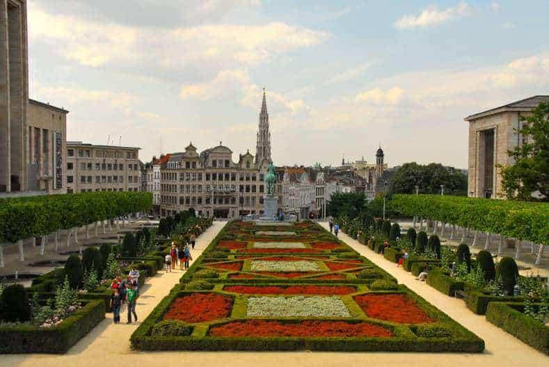 Топ-6 достопримечательностей Брюсселя
