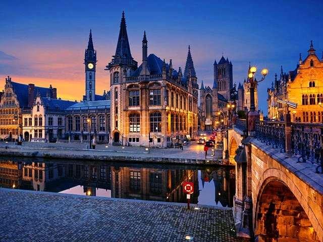 Экскурсии по Люксембургу