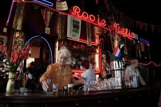 ТОП самых уютных кафе Амстердама