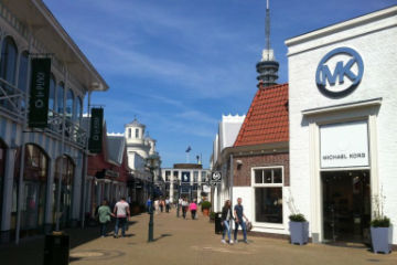 Шоппинг в Голландии (outlets)