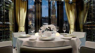 Рестораны Амстердама с мишленовской звездой