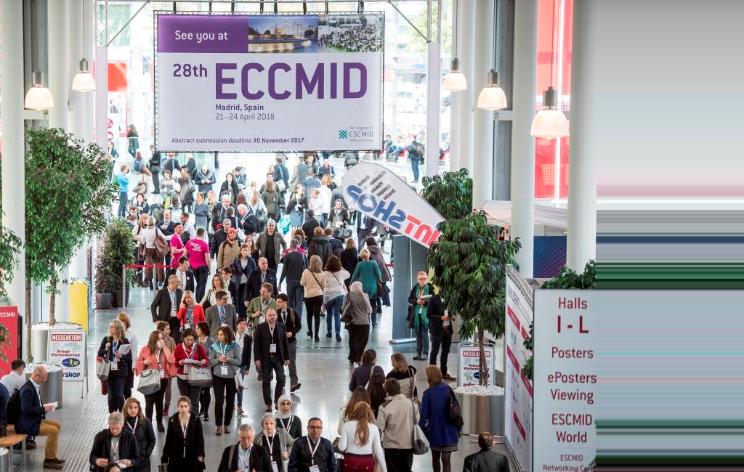 ECCMID Amsterdam конференция Амстердам