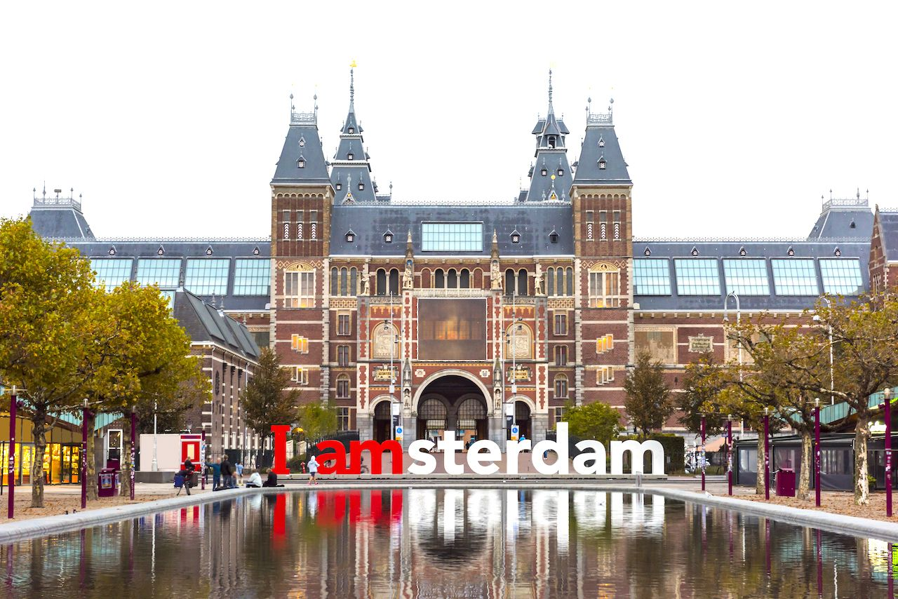 ISGN-Amsterdam конференция Амстердам