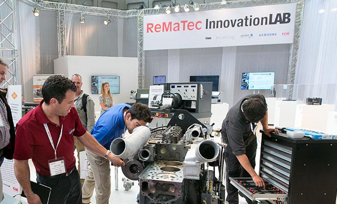 Rematec Amsterdam конференция Амстердам