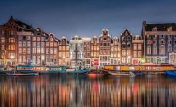 Амстердам за 1 день