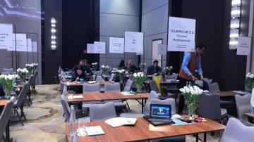 Tourpro MICE & Tourism Professionals на Luxury Travel Mart 2019