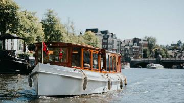 кораблик Амстердам