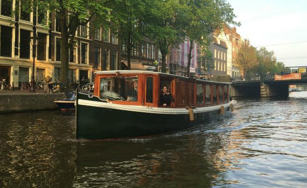 аренда частного кораблике Амстердам