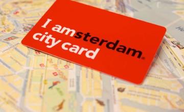 Карта I amsterdam и ее преимущества