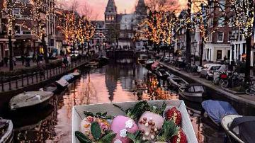 гастрономический амстердам