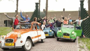 ралли на ситроенах нидерланды