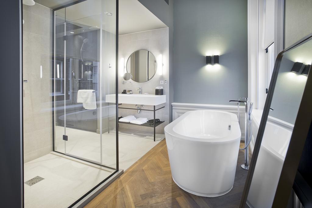 отель Амстердам Pestana Amsterdam Riverside ванная