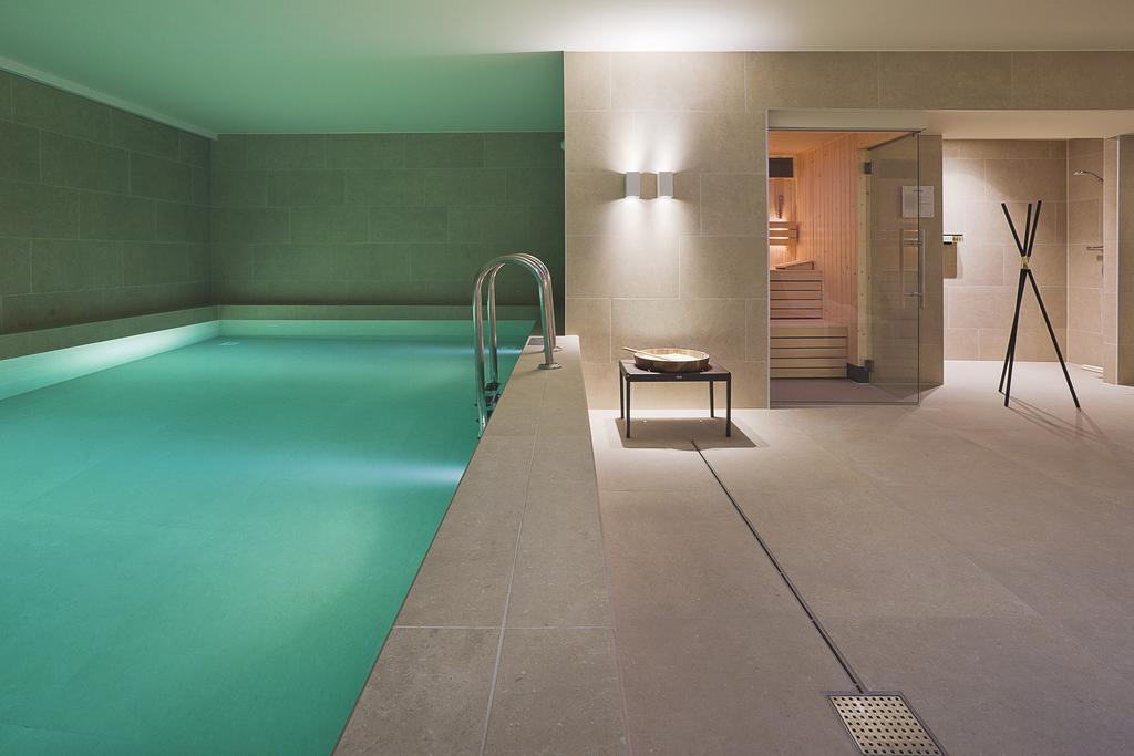 отель Амстердама бассейн Pestana Amsterdam Riverside