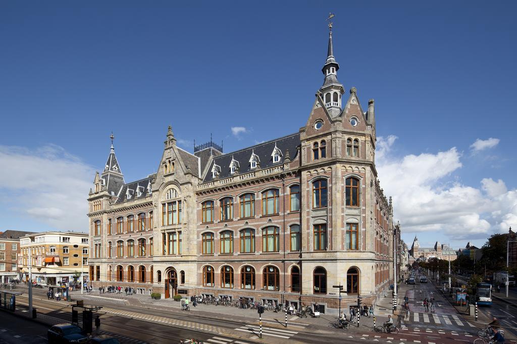 отель Conservatorium в Амстердаме