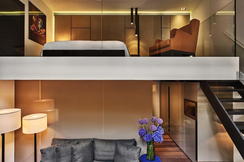Conservatorium Hotel Amsterdam отель 5 звезд Амстердам