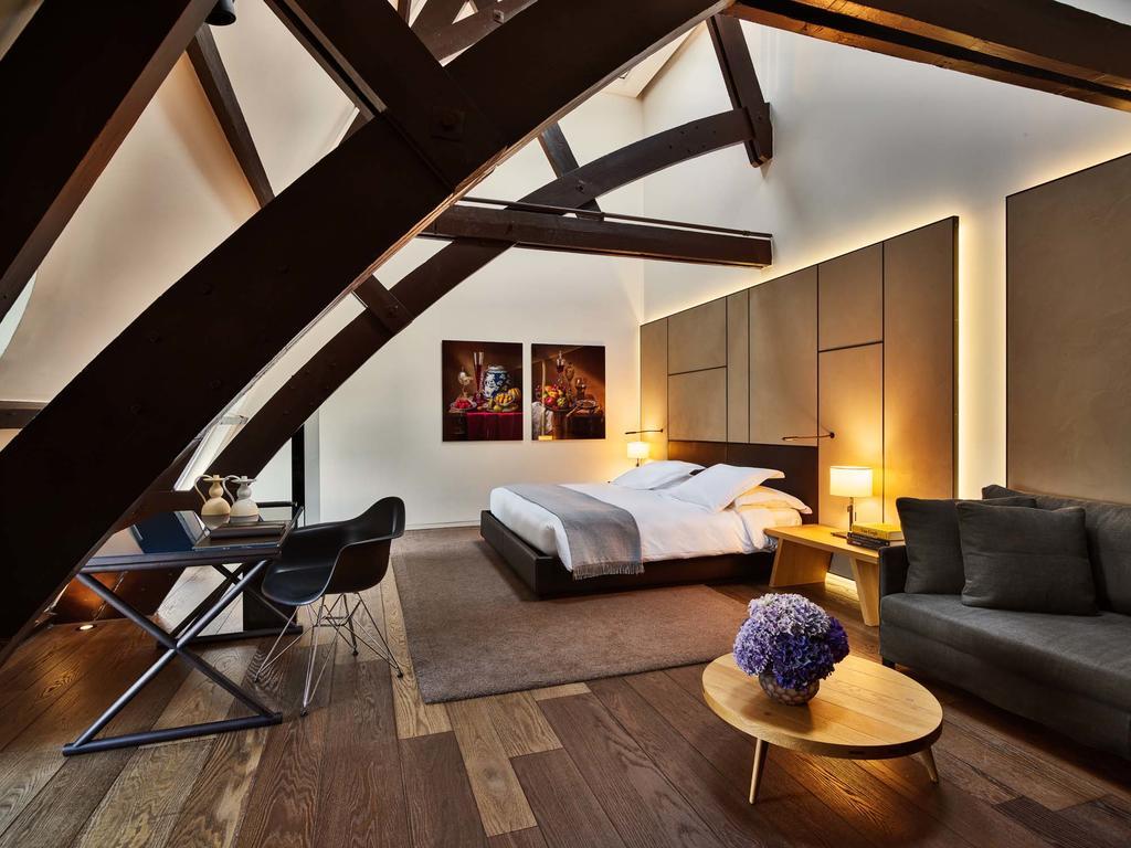 лучший отель Амстердама
